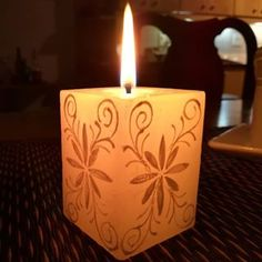Warm glow of autumn Christmas Home, Christmas Crafts, Christmas Decorations, Fall Candles, Pillar Candles, Save The Rhino, Glow, Artisan, Presents