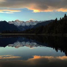Lake Matheson is a great place to go for some self-reflection. ;) Pic: @ailski  _________________________________  #lakematheson #reflections #seasons #nz #travel #newzealand #kiwi #instatravel #travelgram #spring #nature #northisland #southisland #aotearoa #scenery #sceneryporn #beautiful #cold #ourplanetdaily #neverstopexploring #lonelyplanet #splendid_earth #tourtheplanet #beautifuldestinations #igbest_shotz #naturelovers #roamtheplanet #worldshotz #wanderlust #openmyworld