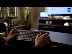 Check out the Logitech Illuminated Living-Room Keyboard K830 on the blog.