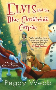 It may be Christmas in Tupelo, but Callie Valentine Jones' not-quite-ex Jack is trussed up like a holiday turkey recovering from a shattered leg, cousin Lovie's looking for love in all the wrong stockings, and Elvis the basset hound is out for revenge on a sneaky Lhasa Apso...  #holidayreads http://www.kensingtonbooks.com/book.aspx/22950