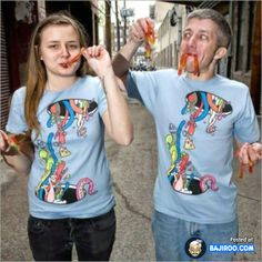 most funny creative t shirts designs imagesgirls men people pictures 7 20 Most Funny And Creative T Shirt Designs Cool Tee Shirts, Cool Tees, Funny Tshirts, Creative T Shirt Design, Zombie T Shirt, Cool Designs, Shirt Designs, Graphic Sweatshirt, My Style