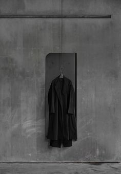 Black Canvas: HEIKE Concept Store by AN Interior Design | Yatzer