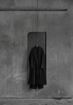 Black Canvas: HEIKE Concept Store by AN Interior Design | Yatzer