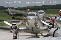 The Douglas DC3, MichaelProphet, Douglas DC3 meeting
