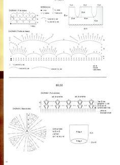 El Arte de Tejer 2010 Crochet - Melina Crochet - Picasa Web Albums