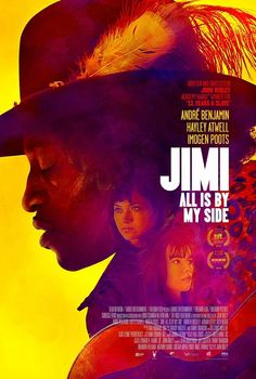 """Behind The Music Of The Jimi Hendrix Biopic """"JIMI: All Is By My Side""""   Life+Times"""