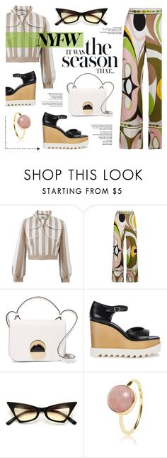 """Fashion Fall"" by edita1 ❤ liked on Polyvore featuring Fendi, Emilio Pucci, Marni, STELLA McCARTNEY and NYFW"