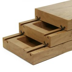 """A day in the land of nobody - """"X-Slider"""" Jewellery Chest by Forge Creative"""