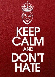 Keep Calm.... #Miami Heat
