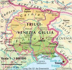 Il Friuli.