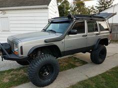 Save by Hermie Auto Jeep, Jeep Wj, Jeep Xj Mods, Jeep Truck, Jeep Cherokee Xj, Jeep Cherokee Roof Rack, 1999 Jeep Grand Cherokee, Cherokee Sport, Jeep Baby