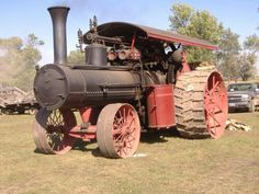 32hp Reeves Steam Traction Engine