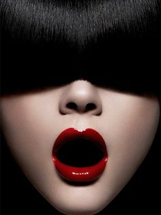 2013 Red Lips for Fashion Girls . Red Lipstick Looks   #red  #lips  #girls #fall #winter   www.loveitsomuch.com