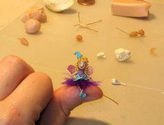 Mini Fairy doll