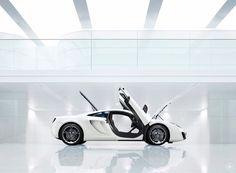 McLaren MP4-12C | Inspirations Area