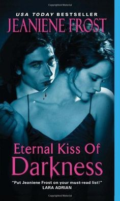 """Read """"Eternal Kiss of Darkness"""" by Jeaniene Frost available from Rakuten Kobo. """"Put Jeaniene Frost on your must-read list!"""" —New York Times bestselling author Lara Adrian Jeaniene Frost gives us a br. Kiss Stories, Saga, Lara Adrian, Jeaniene Frost, Lynsay Sands, Paranormal Romance Books, Romance Authors, Christine Feehan, Popular Series"""