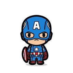 My least favorite Cap's uniform. Please don't kill me. #captainamerica #civilwar #teamcap #avengers - mvnchk