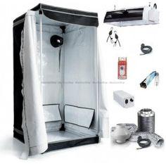 HomeBox XL. Gavita TripleStar HPS 600w Gardening