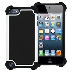 Be the singing sensation of the season! Slip on this amazing MiniSuit Hybrid Dual Layer Skin Case for Apple iPod Touch 5 and be instantly smart and stylish while giving ultimate protection to your new mobile device. This lightweight dual layer case