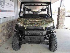 New 2017 Polaris Ranger XP® 900 Camo ATVs For Sale in Minnesota.