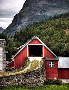 Hayloft, Norway