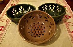 Gyümölcsmosó edények Barware, Pottery, Clay, Ceramics, Ceramica, Clays, Ceramica, Pottery Marks, Ceramic Art