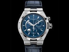 La nouvelle Vacheron Constantin Overseas Dual Time http://www.guilhem-joaillier.com