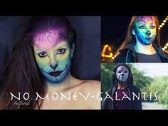 NO MONEY-Galantis Inspired Makeup. Maquillaje fantasía (Fantasy MakeUp) ...