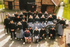 Twentse Boerendansgroep De Schaddenrieders, Enschede #Overijssel #Twente #Saksen