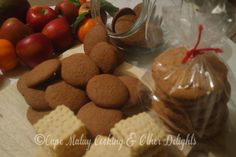 Biscuits | Cape Malay Cooking & Other Delights - Salwaa Smith