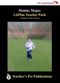 Maniac Magee Lesson Plans | LitPlan Teacher Guide