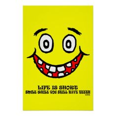 images of smile posters | Smile Posters