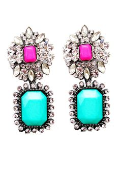 The Cameron Earrings – Teal House Collection