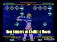 Dance Dance Revolution Super Nova - http://dancedancenow.com/dance-dance-revolution-super-nova/