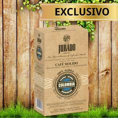 Un café molido con cuerpo, afrutado y equilibrado... #Arábica #Colombia