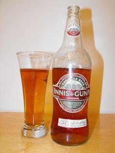 Innis and Gunn Brewery - Innis & Gunn Oak Aged beer 6,6% pullo