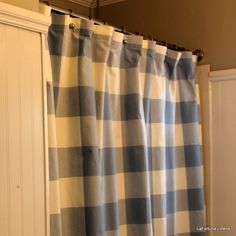 Buffalo Check P Kaufmann Shower Curtain Available In Different Colors By  LaFortuneLinens On Etsy Https: