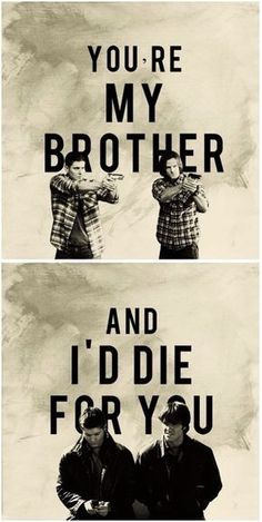 Being a brother is much better then being a superhero