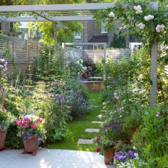 City Retreat, Town Garden By Jo Thompson Landscape And Garden Design