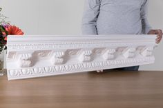 , High quality plaster coving and cornice, all made traditionally by craftsmen's. Next day delivery available. Please call on. Plaster Coving, Cornices, Dramatic Effect, Interior And Exterior, Craftsman, Centre, Delivery, Products, Plastering