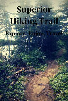 Superior Hiking Trail, Lutsen, MN