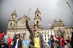 La próxima semana se seguirán registrando movilizaciones por la paz - El Universal - Colombia