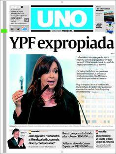 Argentina: UNO 17-04-2012