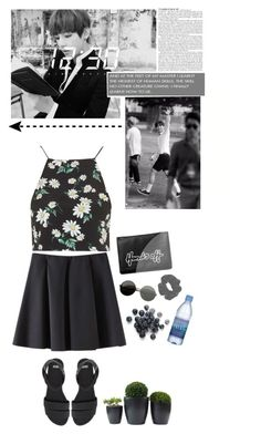 """Trust is like a paper once its crumbled it can't be perfect again"" by glitterlovergurl ❤ liked on Polyvore featuring Topshop, Chicnova Fashion, ASOS, Monki and American Apparel"
