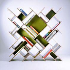 Дизайн интерьеров. Книжные полки-оригинальные и необычные. Фото. Оригинальный…