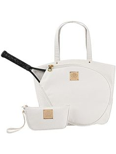 Court Couture Cassanova Bag White Python