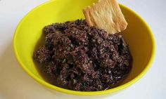 The perfect tapenade, a 'dark and sophisticated' dip. Photographs: Felicity Cloake for the Guardian