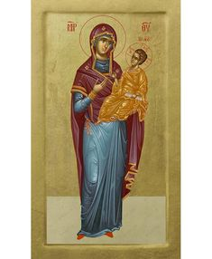 Orthodox Icons, Virgin Mary, Cyprus, Greece, Princess Zelda, Child, Book, Cover, Fictional Characters