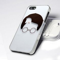CDP 0010 Harry Potter Sketchess design for iPhone 5 case