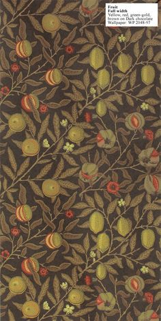 Charles Rupert Designs specializes in exclusive historic reproduction wallpaper and fabric. Collections feature William Morris, Bruce Talbert, Victorian and Arts & Crafts re-issued designs in eco-friendly printings. William Morris Wallpaper, William Morris Art, Morris Wallpapers, Textiles, Textile Patterns, Interior Wallpaper, Wallpaper Ideas, Art Deco, Art And Craft Design